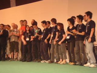 RoboCup2004優勝チームEIGEN