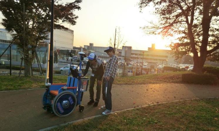 wheelchairrobot