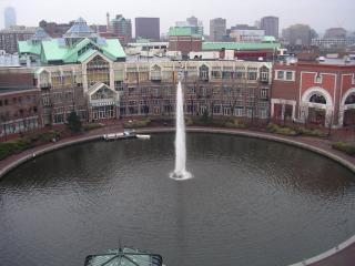 Galleriaの噴水