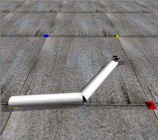 2DOF Robot Arm Petit Simulator
