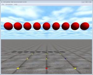 step6サンプルプログラムの実行画面