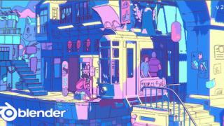 Blender2.8: