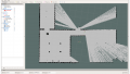 HARD2020:シミュレータでの地図作成と自己位置推定